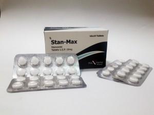 Stanozolol--Tablets